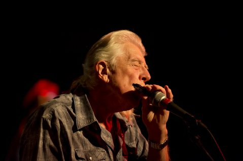 John Mayall at SOhO Restaurant & Music Club.
