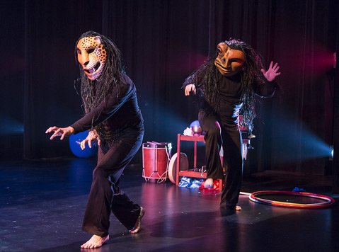 """Boxtales Theatre Co. - """"The Hero Twins"""""""