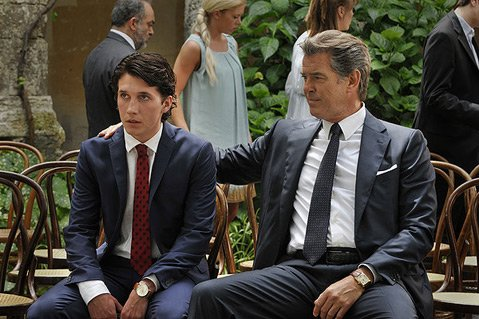In <em>Love Is All You Need</em>, Pierce Brosnan plays a widower who falls for a cheated-on cancer survivor visiting Italy for her daughter's wedding.