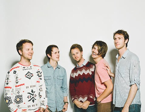 <b>BEACH BOYS:</b> Santa Monica surf-pop band Cayucas is riding high on the release of its recent debut, <i>Bigfoot</i>.