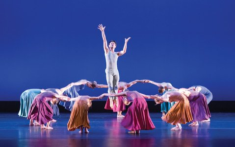 "<b>RESURRECTION:</b> The UCSB Dance Company performed excerpts from José Limón's 1967 masterwork ""Psalm."""