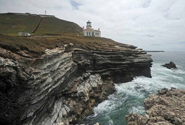 Point Conception Lighthouse (June 10, 2013)