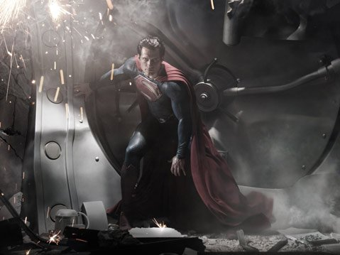 <em>Man of Steel</em>