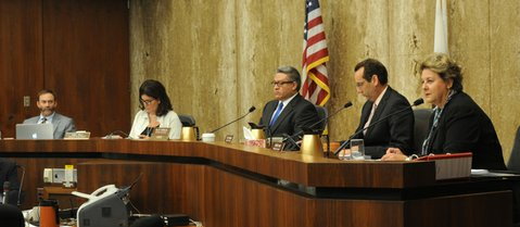 County Board of Supervisors (July 2, 2013)
