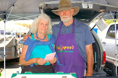 Helle and Eric Todd of Force Field Farm