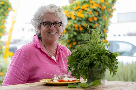 Goodland Kitchen chef/owner Julia Crookston
