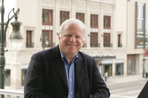 <b>MODERN MAESTRO:</b>  Conductor Leonard Slatkin believes in hearing music in the present tense.