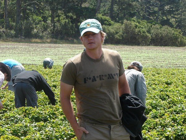 Veteran Matt McCue of Shooting Star CSA is just one of the returning soldiers profiled in <em>Ground Operations: Battlefields to Farmfields</em>.