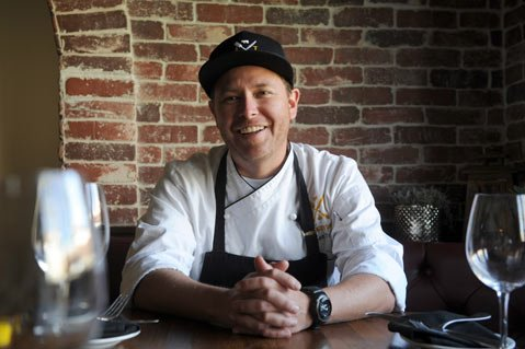 Arlington Tavern Chef Ron True