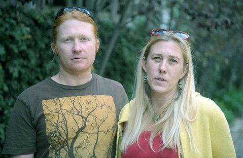 Jeff Hendrickson and Roxanne Renner