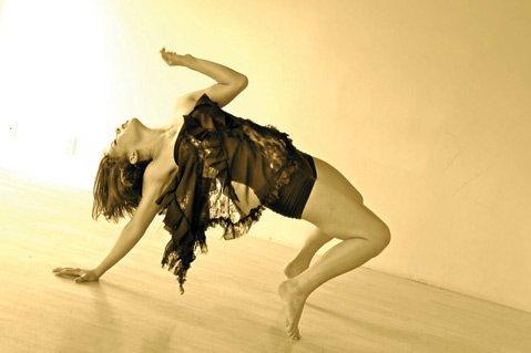 <b>OPEN WIDE:</b> Dancer Kaita Lepore performs in a recent NECTAR showcase.