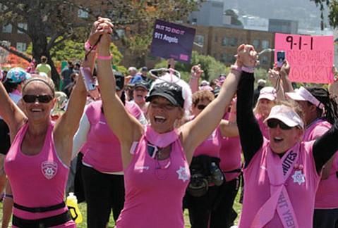 Avon Walk for Breast Cancer