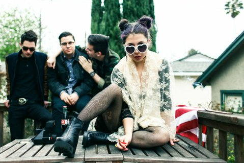 THE CAT'S MEOW: L.A.'s Kitten plays SOhO Restaurant & Music Club July 17.