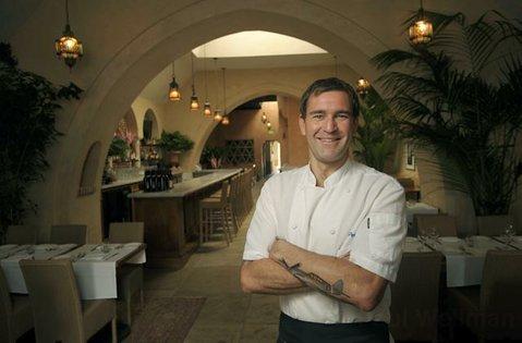Cádiz Executive Chef John Pettitt