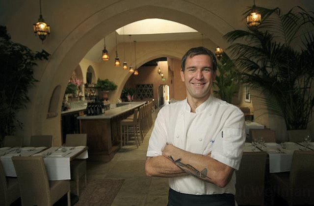 Cádiz Executive Chef John Pettitt