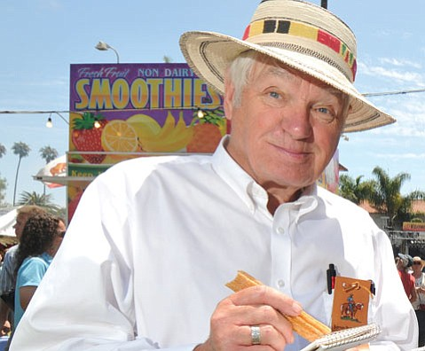 <b>YES! </b> Fiesta week means El Mercado de la Guerra and El Mercado del Norte are dishing up the nosh—Barney recommends them.