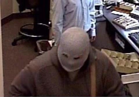 Goleta bank robbery suspect