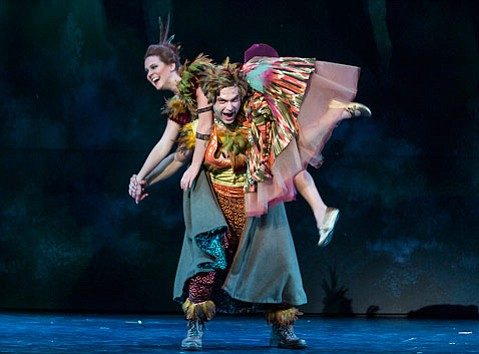 <i>The Magic Flute</i> at the Granada Theatre