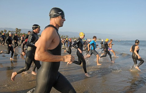 FROM SEA TO SHORE: Nite Moves attracted more than 700 participants in its early years. The event began in 1989 at the start of the running boom. Now the number of folks who partake each week averages a more manageable 350.
