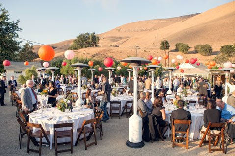 VINTAGE BASH: Legendary winemakers shared their wares at the Ontiveros Adobe last Saturday.
