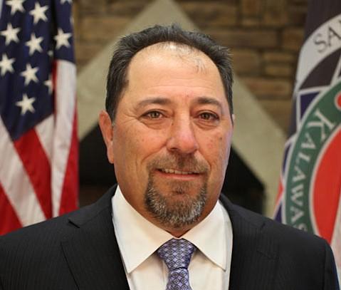 Santa Ynez Band of Chumash Indians Tribal Chairman Vincent Armenta