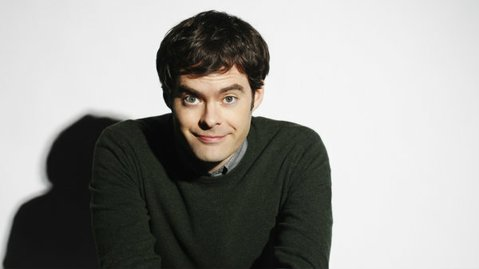 SO HARD TO SAY GOODBYE: Bill Hader recently received his second and final Emmy nod for his work on <em>Saturday Night Live</em>.