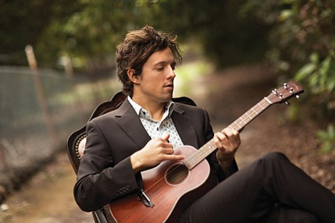 <b>SING ME A SONG:</b>  San Diego singer/songwriter Jason Mraz takes his show and humanitarian efforts to the Santa Barbara Bowl on Monday.