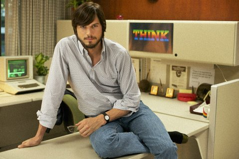 Ashton Kutcher stars as Steve Jobs in this muddled biopic from director Joshua Michael Stern.