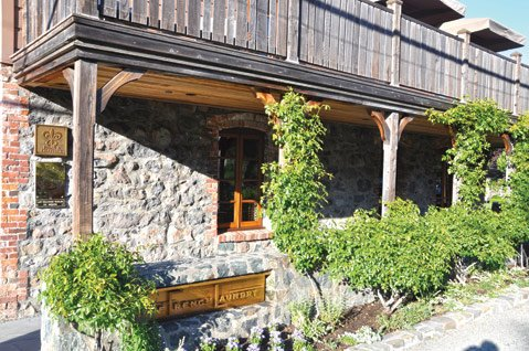 <b>MECCA:</b> A pilgrimage to The French Laundry is a delicious, once-in-a-lifetime must.