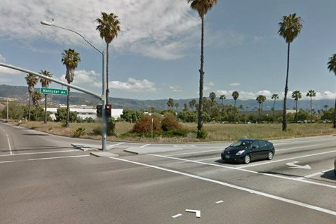 Proposed site of the  Rincon Palms Hotel.