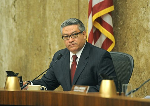 <b>PINPOINTING THE POOR:</b>  First District Supervisor Salud Carbajal led the charge for the study, which cost $60,000.