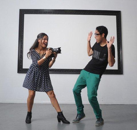 Ana and Derren Ohanian