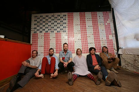 <b>DOG DAYS:</b>  Philly's Dr. Dog will release its eighth studio album on October 1 and play the Santa Barbara Bowl on September 26.