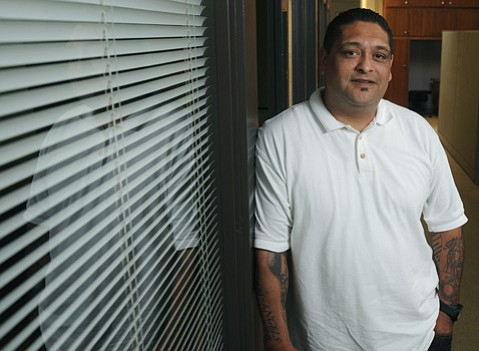 <b>Words to Spare:</b>  The leader of a nonprofit called Palabra, J.P. Herrada has plenty to say about youth, gangs, law enforcement, and the justice system.