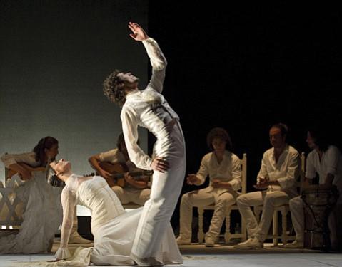 <b>A NATURAL PROGRESSION:</b>  Under the guidance of artistic director Vibiana Pizano, the Santa Barbara Flamenco Arts Festival has grown stronger than ever. This year, the fest brings Spanish star Jesús Carmona y Compañía in Cuna Negra & Blanca.