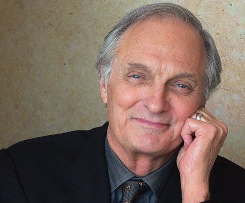 <b>LIVE OUT LOUD:</b>  Alan Alda shares excerpts from his latest book, <i>Things I Overheard While Talking to Myself</i>.