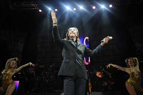 Marco Antonio Solis at the Santa Barbara Bowl