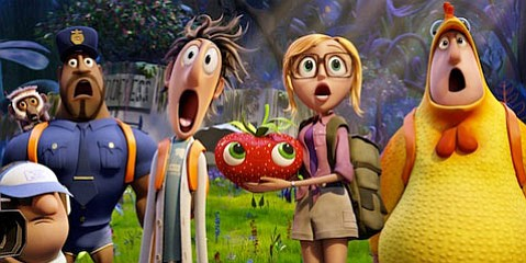<em>Cloudy with a Chance of Meatballs 2</em>