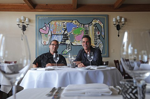 <b>TOAST TO TOMA:</b>  Chef Nat Ely and owner Tom Dolan have reincarnated the former Emilio's as Toma, serving up stellar Mediterranean fare.