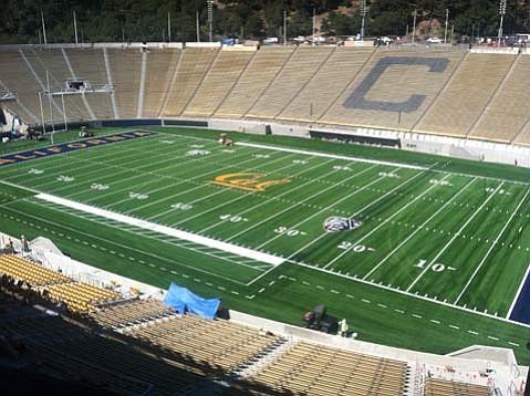 Cal Memorial Stadium
