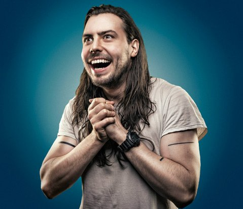 <b>WELCOME COMMITTEE:</b>  Andrew W.K. is vowing to never stop partying. The rocker plays Velvet Jones on October 17.
