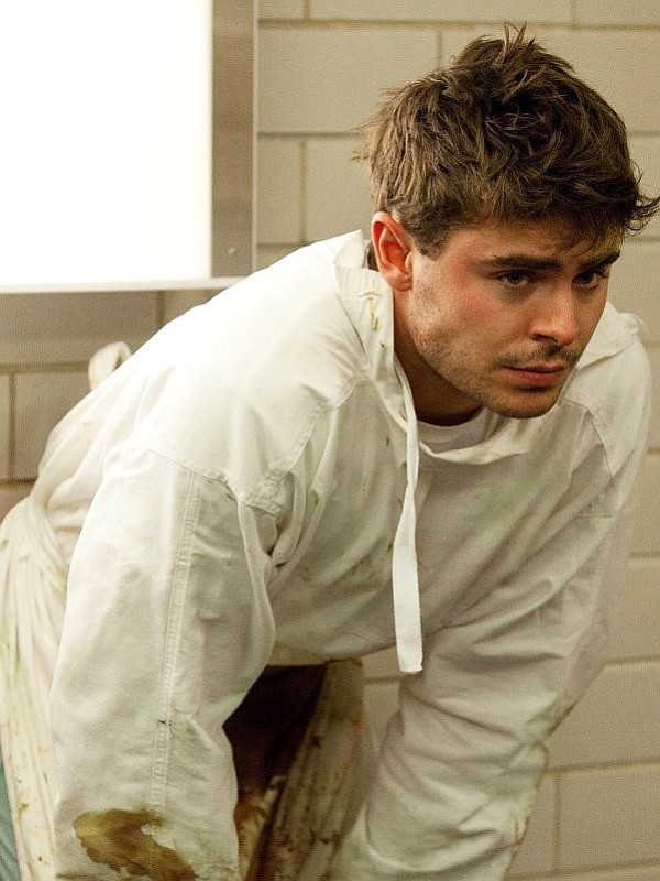 Zac Efron stars as the doctor on the receiving end of a wounded John F. Kennedy in <em>Parkland</em>.
