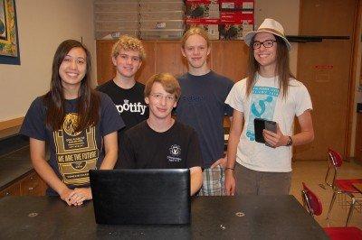 DPHS cyber security team