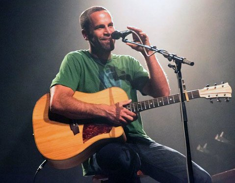 Jack Johnson at the Arlington Theatre