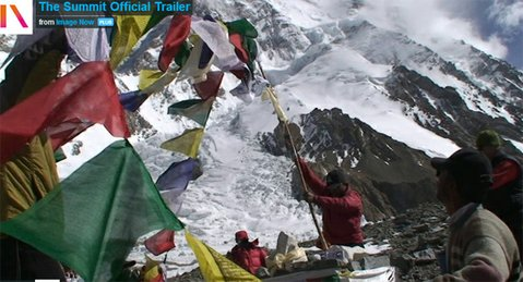 <em>The Summit</em> tells the frightening story about a journey up K2 that started with 25 climbers and ended with 11.