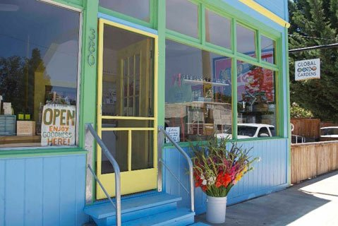 <b>CALITERRANEAN: </b>Soak up some delicious, olive oil-starring fare at Global Gardens Café, the latest culinary addition to Los Alamos' Bell Street.