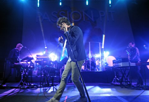 Passion Pit at the Santa Barbara Bowl