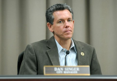 Goleta City Manager Dan Singer