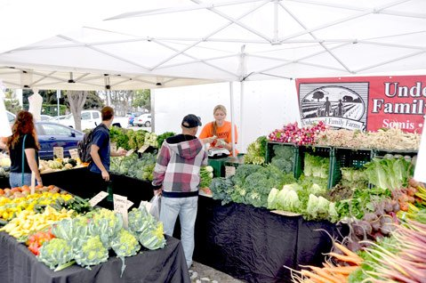 Gaucho Farmer's Market