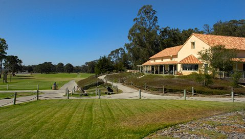 Marshallia Ranch Clubhouse
